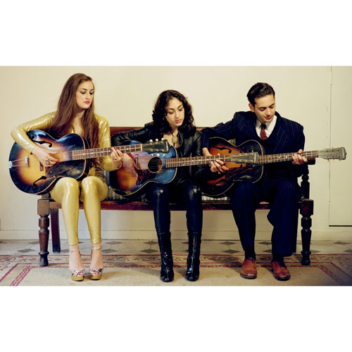 KITTY, DAISY & LEWIS|LIVE INF...